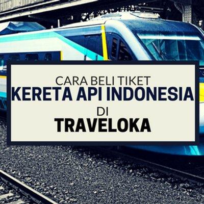 Cara beli tiket kereta api indonesia di traveloka stopboris Gallery