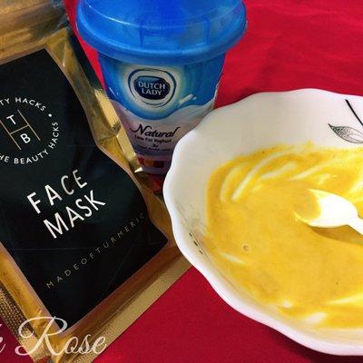 Cara Buat Masker Kunyit Dan Yogurt Untuk Kulit Wajah Yang Bersih Dan Cerah