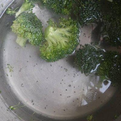 Cara Cuci Sayur Brokoli Yang Betul