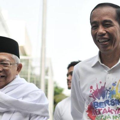 Cara Kubu Jokowi Amankan Lumbung Suara Di Pilpres