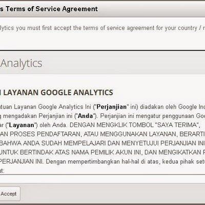 Cara Masukkan Tracking Code Tracking Id Ke Dalam Blog Google Analytics