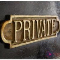 Cara Membuat Blog Anda Private