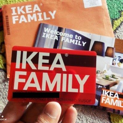 Cara Menjadi Ahli Ikea Family