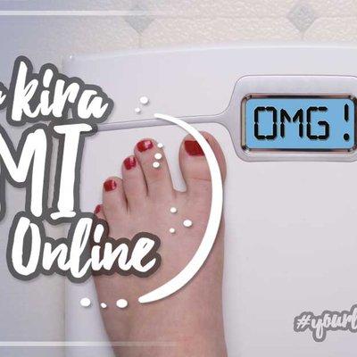 Cara Mudah Kira Bmi Secara Online Di Sini Sekarang