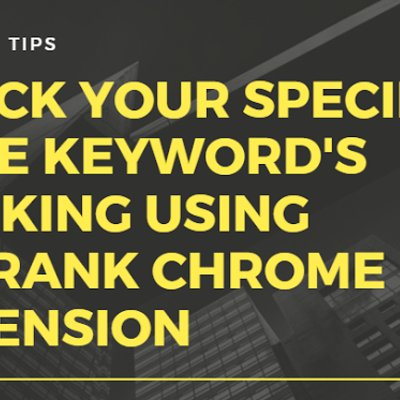 Cara Mudah Periksa Kedudukan Artikel Blog Di Enjin Carian Google