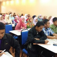 Ceramah Micro Teaching Bersama Guru Dari Pengurusan Al Amin Musleh