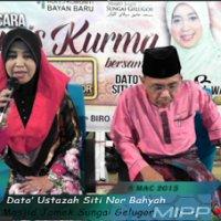 Ceramah Ustazah Siti Nor Bahyah