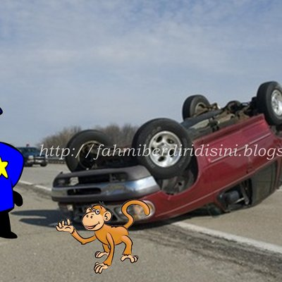 Cerita Lawak Kemalangan