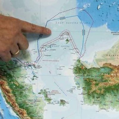 China Tuntut Jakarta Batal Nama Laut Natuna Utara Dengan Alasan Menjejaskan Keamanan