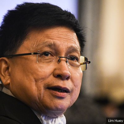 Cj Tells Judges Not To Be Executive Minded