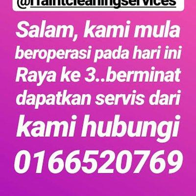 Cleaning Service Raya Murah