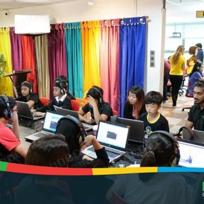 Coding For Kids Free Trial Class In Klang Valley