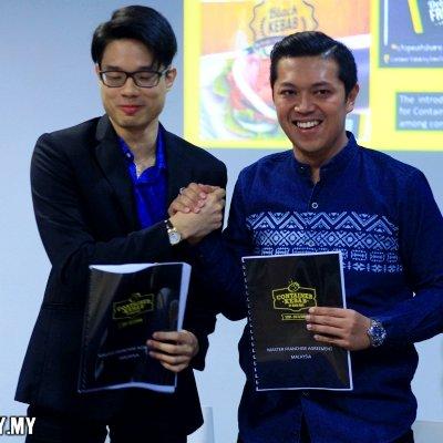 Container Kebab Indonesia Bakal Membuka Master Franchisee Pertama Di Malaysia