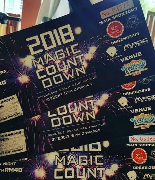 Dah Macam Bukan Malaysia Pool Party 2018 Magic Countdown Di Lost World Of Tambun