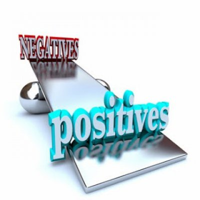positive and negative effects of the internet