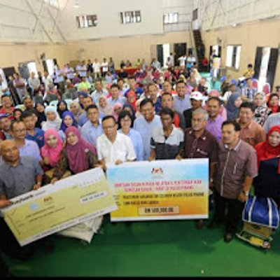 Dap Hipokrit Tahap Longkang Tolak Bajet2018 Tapi Nak Duit Kerajaan Bantu P Pinang