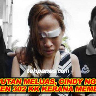 Dapat Liputan Meluas Cindy Ng Disiasat Seksyen 302 Kk Kerana Membunuh