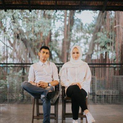 Dari Litar Lumba Ke Gerbang Pelamin Ini 6 Foto Pre Wedding Hafizh Syahrin Suzana Cantiknya