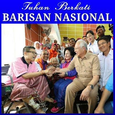 Dato Seri Najib Razak Meninjau Keadaan Banjir Di Pulau Pinang