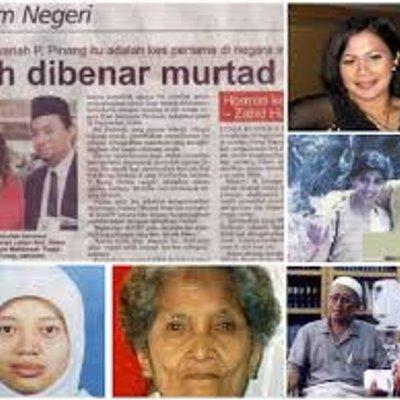 Dengan Internet Semakin Ramai Melayu Berani Mengaku Murtad