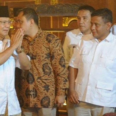 Deretan Orang Yang Berani Terang Terangan Lawan Prabowo