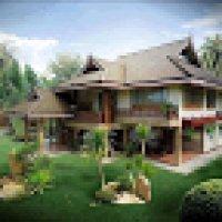 Design Rumah Kampung Moden