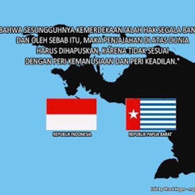 Di Tanah Papua Ada 2 Negara Berbentuk Kesatuan Dan Federal