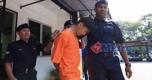 Didakwa Bunuh Rakan Wechat