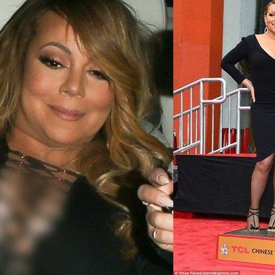 Dikutuk Gemuk Akhirnya Ini Transformasi Mariah Carey Selepas Pembedahan Gastric Sleeve