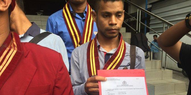 Diperiksa Ketua Pp Pmkri Minta Polisi Segera Jerat Habib Rizieq