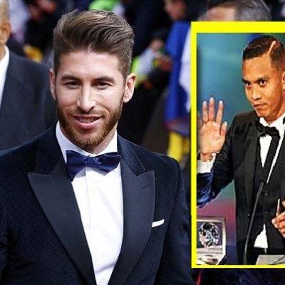 Ditegur Sergio Ramos Buatkan Faiz Subri Tergamam Tanpa Kata Kata Lihat Komen Beliau