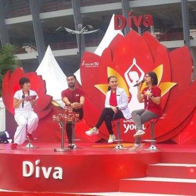 Diva Beauty Yoga Bersama Sama Atasi Penuaan Dengan Yoga Sehat Dan Cantik Secara Bersamaan