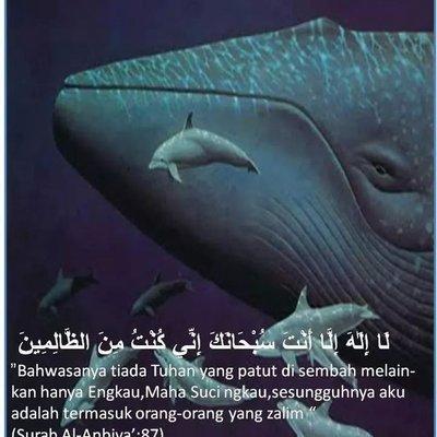 Doa Nabi Yunus Amalkan Agar Bebas Dari Kesulitan Hidup