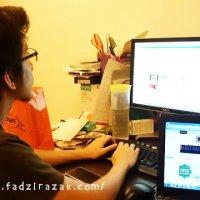 Domain Baru Blog Fadzi Razak