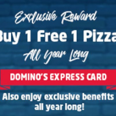 Domino S Pizza Beri Kod Diskaun Beli 1 Percuma 1