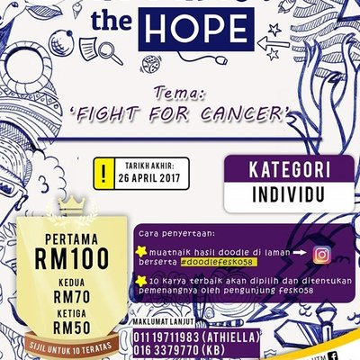 Doodles The Hope Fight For Cancer
