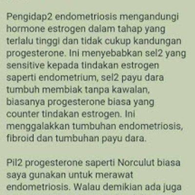 Dr Hamid Arshat Saran Krim Progesterone
