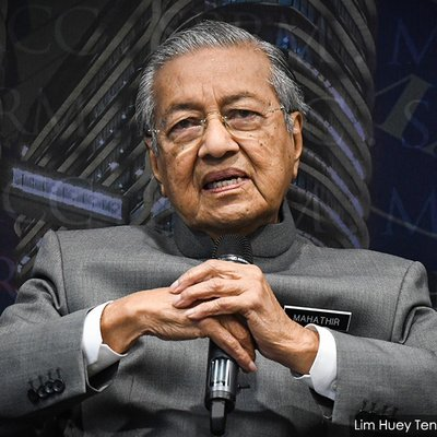 Dr M I Would Have Died From First Heart Attack If Not For Science