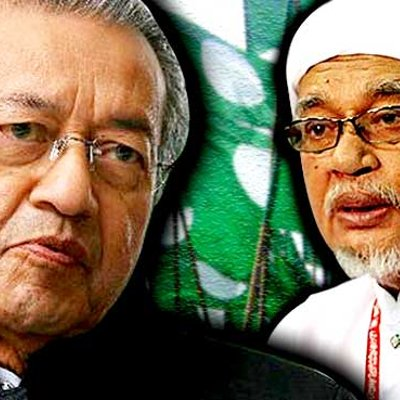 Dr M Pas Akan Kalah Pru14 Kerana Sokong Umno Kafir
