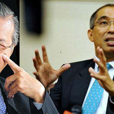 Dr Mahathir Mohon Maaf Pada Siapa Soal Umno Tak Boleh Pakai Madey Ni
