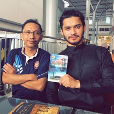 Drama Novel Mandatori Karya Ramlee Awang Murshid
