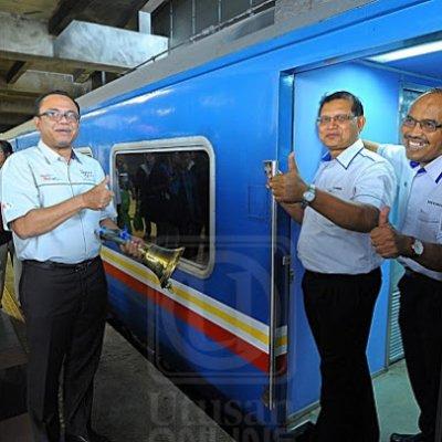 Ekspres Peninsular Dari Johor Terus Ke Hatyai