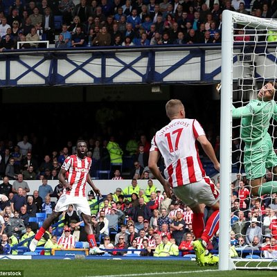 Epl Everton 1 0 Stoke