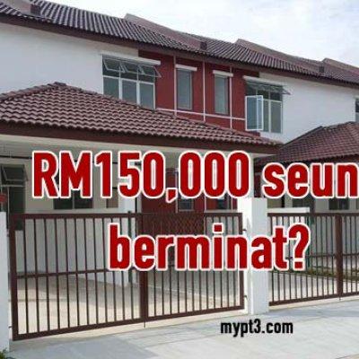 Rumah Mampu Milik Johor Rmmj Ceria Kt