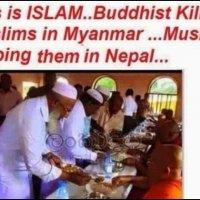 Etnik Rohingya Dibunuh Tapi Bantu Penganut Buddha Di Nepal