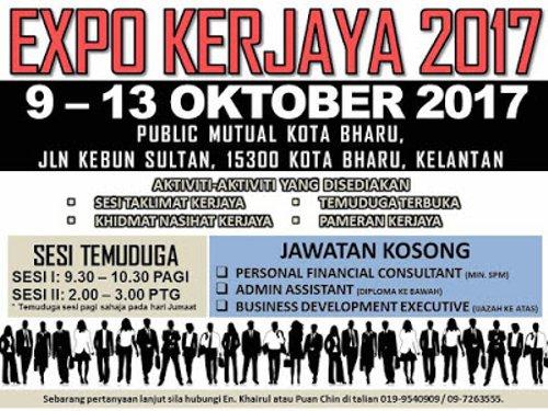 Expo Kerjaya Public Mutual