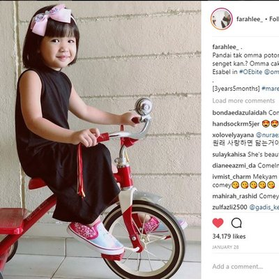 Farah Lee Kata Semua Ibu Mahu Yang Terbaik Untuk Anak Tapi Jangan Sampai Stres