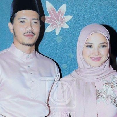 Fattah Amin Dan Fazura Bernikah Berwalikan Abang Kandung