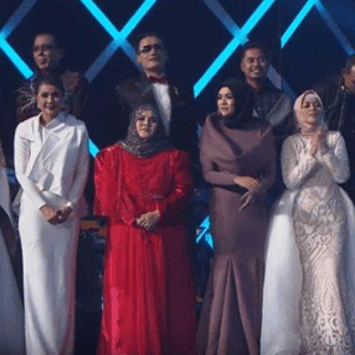 Ferhad Tersingkir Di Konsert Kedua Gegar Vaganza 4 Liza Hanim Paling Memukau