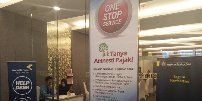 Fitra Sebut Tax Amnesty Tak Ampuh Menambal Apbn